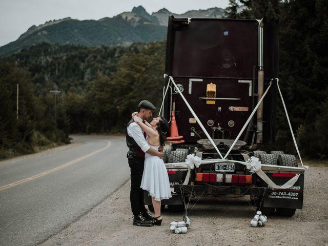 El casamiento de Ernesto y Vale en San Carlos de Bariloche, Río Negro 33