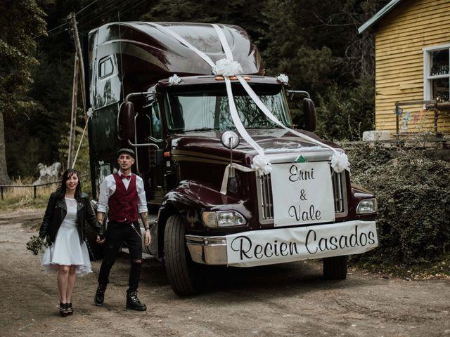 El casamiento de Ernesto y Vale en San Carlos de Bariloche, Río Negro 35