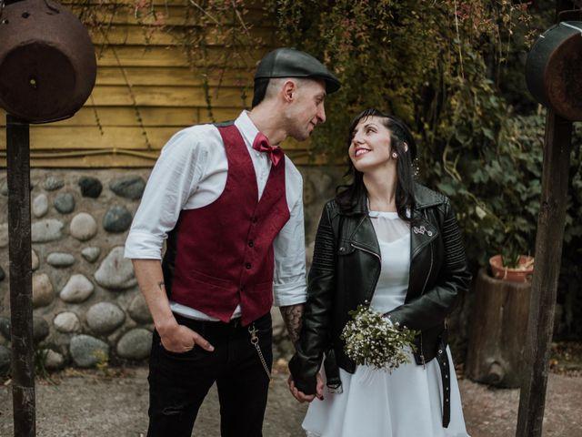 El casamiento de Ernesto y Vale en San Carlos de Bariloche, Río Negro 36