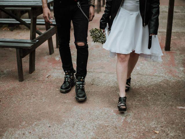 El casamiento de Ernesto y Vale en San Carlos de Bariloche, Río Negro 1