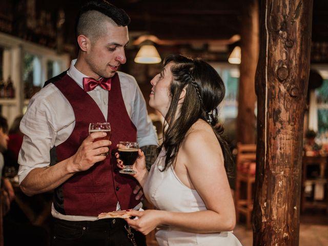 El casamiento de Ernesto y Vale en San Carlos de Bariloche, Río Negro 46