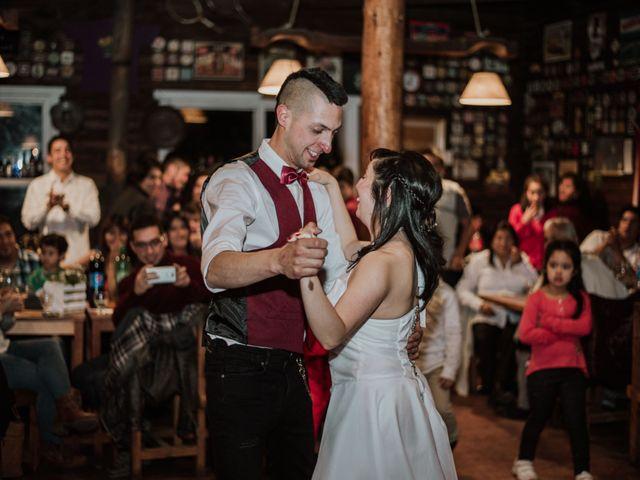 El casamiento de Ernesto y Vale en San Carlos de Bariloche, Río Negro 48