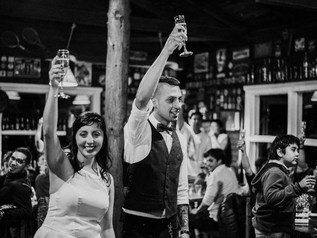 El casamiento de Ernesto y Vale en San Carlos de Bariloche, Río Negro 50