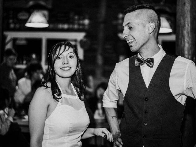 El casamiento de Ernesto y Vale en San Carlos de Bariloche, Río Negro 53