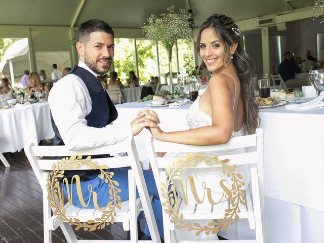 El casamiento de Barbara y Mariano