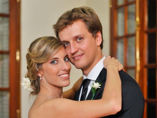 El casamiento de Yamila y Ezequiel