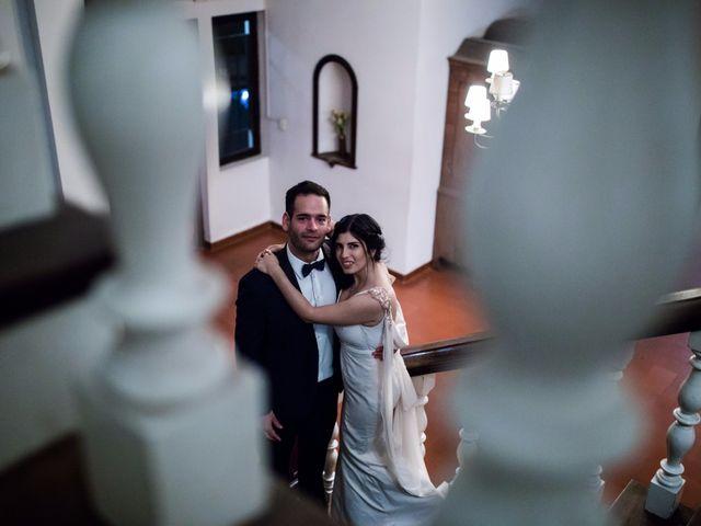 El casamiento de Nati y Lucho
