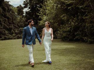 El casamiento de Caro y Diego 1