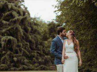 El casamiento de Caro y Diego