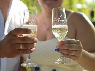 El casamiento de Cele y Andy 1