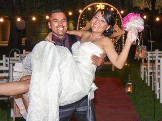 El casamiento de Mica y Juan