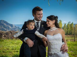 El casamiento de Fernanda y Guillermo