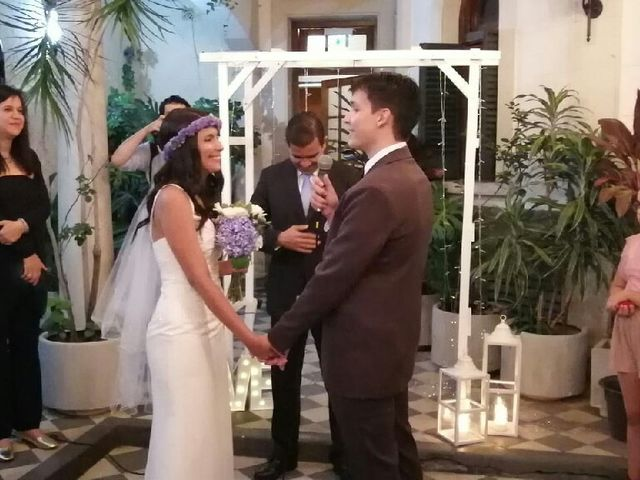 El casamiento de Gaby y Luis