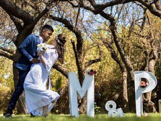 El casamiento de Mercedes y Pablo