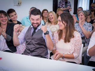 El casamiento de Ceci y Lucas 1