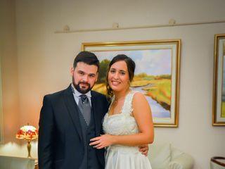 El casamiento de Ceci y Lucas