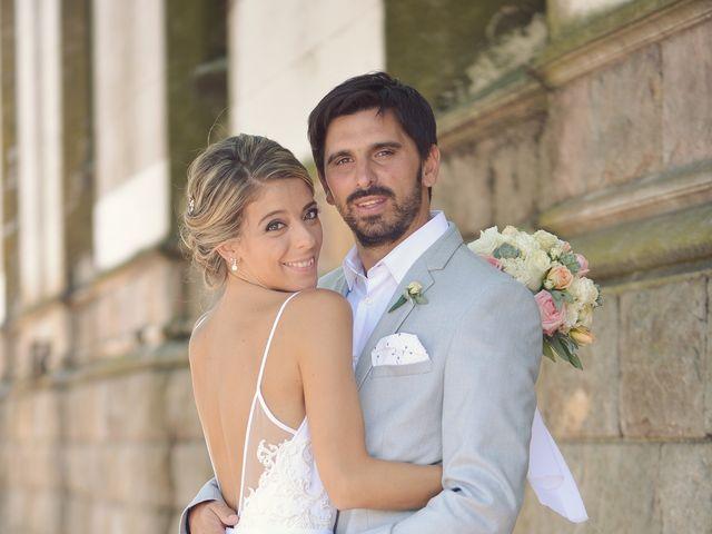 El casamiento de Bel y Seba
