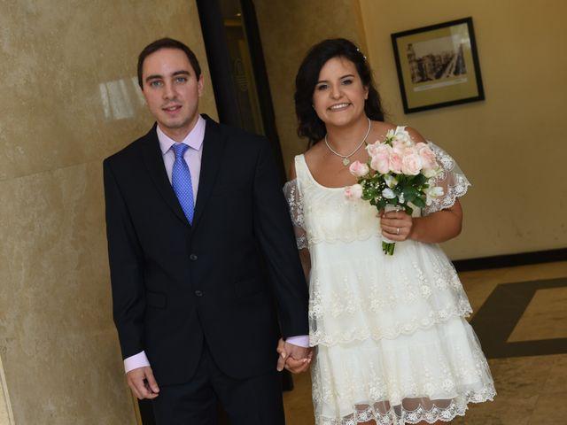 El casamiento de Bruno y Nazarena en Caballito, Capital Federal 3