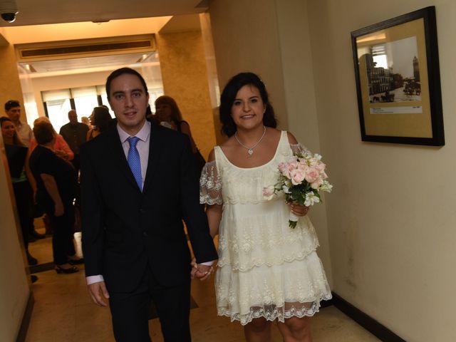 El casamiento de Bruno y Nazarena en Caballito, Capital Federal 4