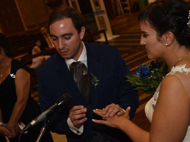 El casamiento de Bruno y Nazarena en Caballito, Capital Federal 12