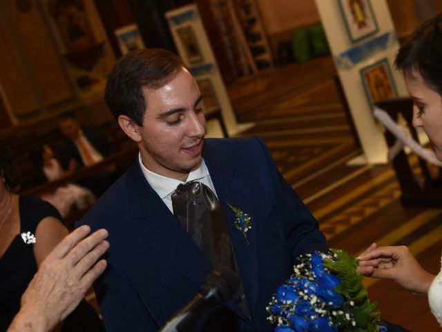 El casamiento de Bruno y Nazarena en Caballito, Capital Federal 13