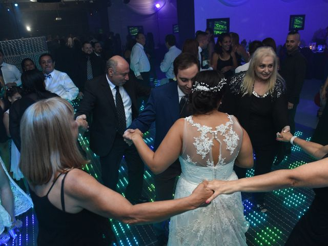 El casamiento de Bruno y Nazarena en Caballito, Capital Federal 23