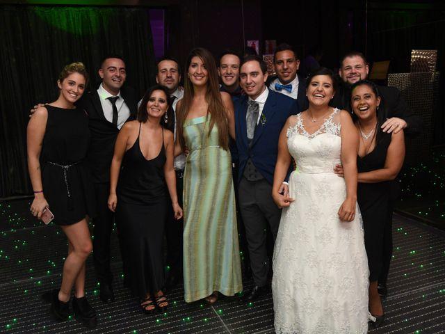El casamiento de Bruno y Nazarena en Caballito, Capital Federal 25