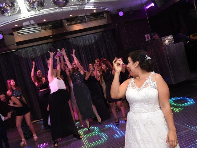 El casamiento de Bruno y Nazarena en Caballito, Capital Federal 34