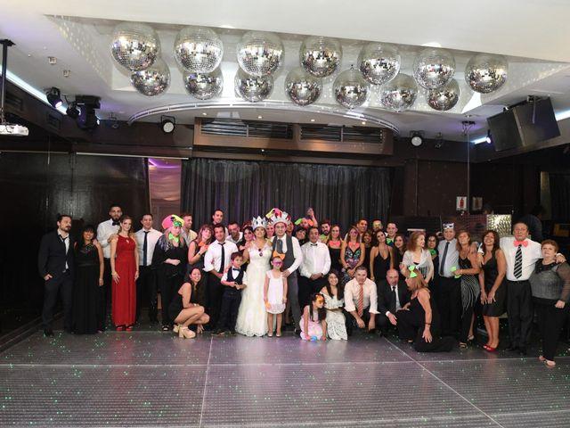 El casamiento de Bruno y Nazarena en Caballito, Capital Federal 39