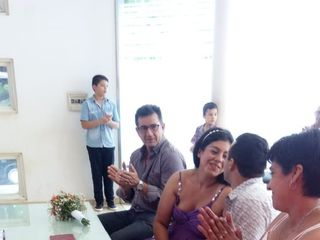 El casamiento de Cyntia  y Ernesto  2