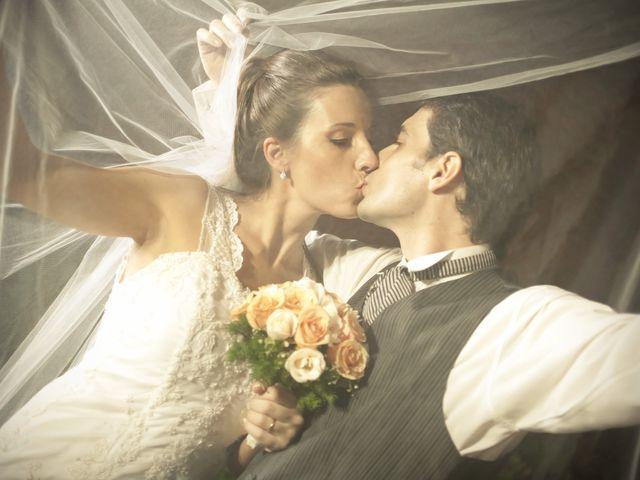 El casamiento de Agustina y Fabrizio