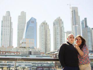 El casamiento de Melina y Damián 3