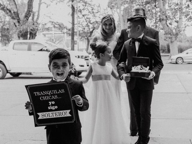El casamiento de Nahue y Giuli en Maipu, Mendoza 39