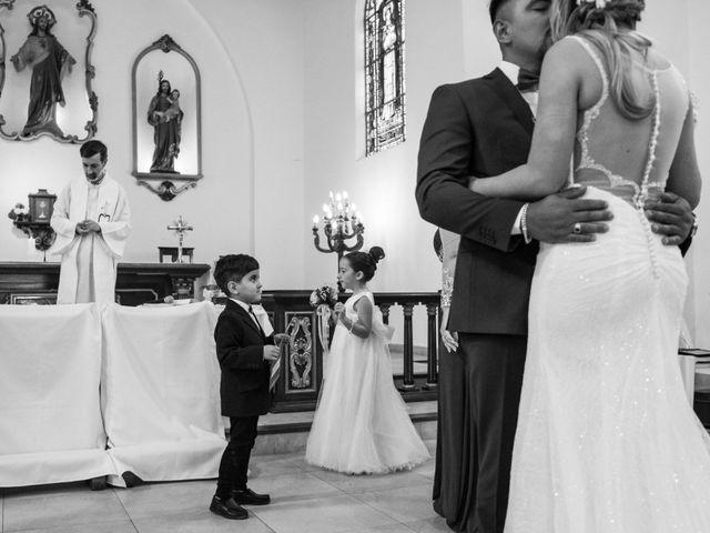 El casamiento de Nahue y Giuli en Maipu, Mendoza 1