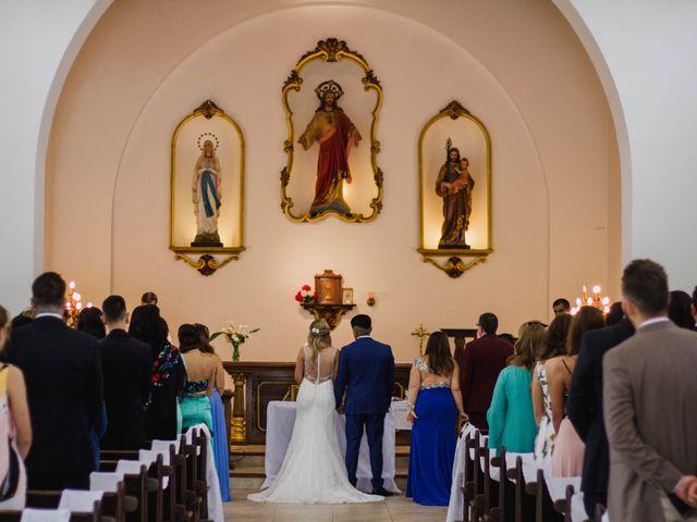El casamiento de Nahue y Giuli en Maipu, Mendoza 42