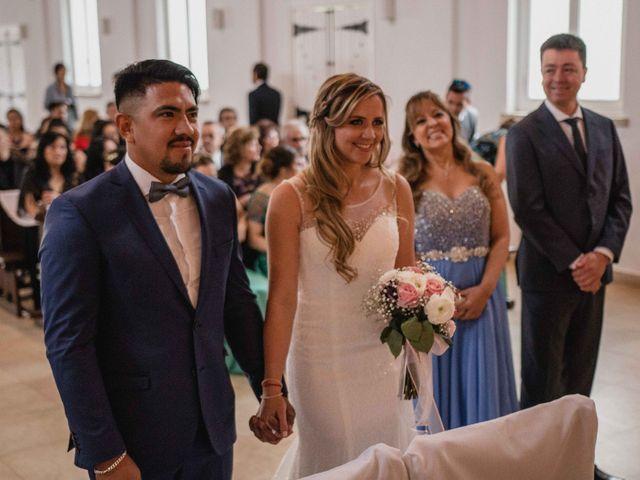 El casamiento de Nahue y Giuli en Maipu, Mendoza 43