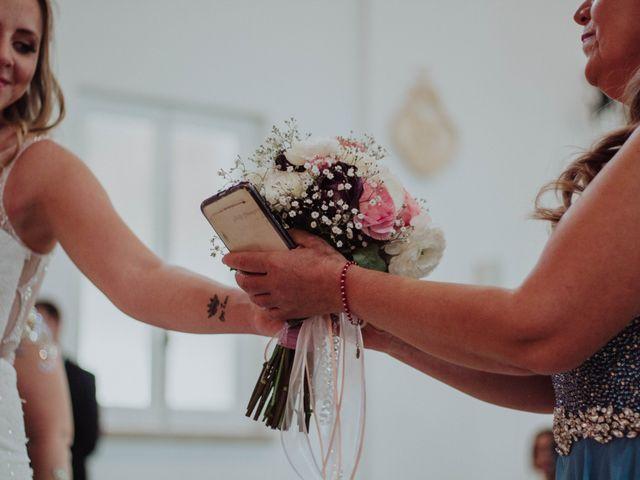 El casamiento de Nahue y Giuli en Maipu, Mendoza 45