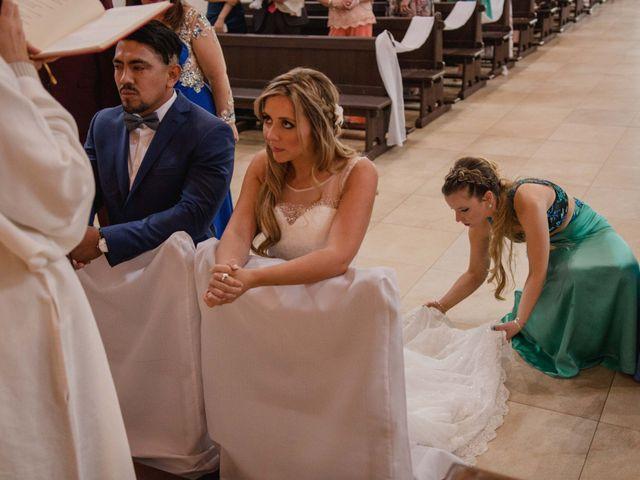 El casamiento de Nahue y Giuli en Maipu, Mendoza 47