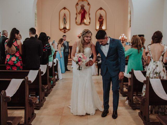 El casamiento de Nahue y Giuli en Maipu, Mendoza 52