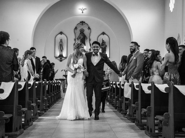 El casamiento de Nahue y Giuli en Maipu, Mendoza 2