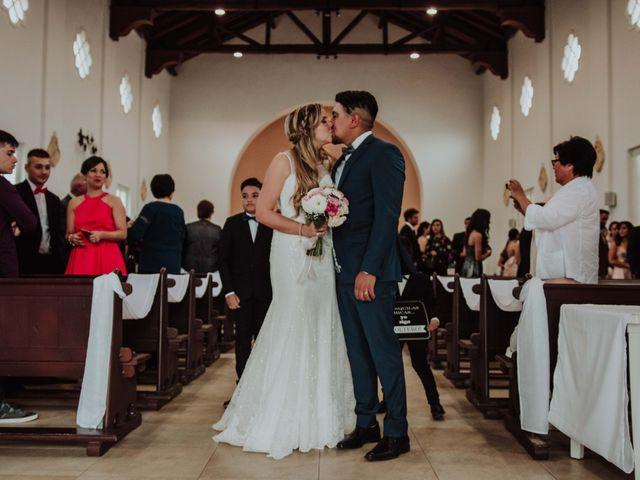 El casamiento de Nahue y Giuli en Maipu, Mendoza 54