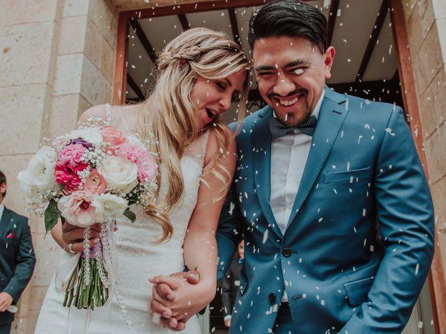 El casamiento de Giuli y Nahue
