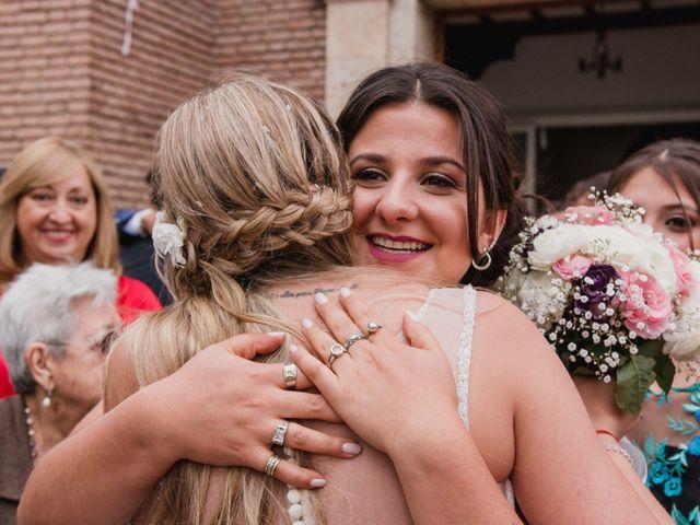 El casamiento de Nahue y Giuli en Maipu, Mendoza 57