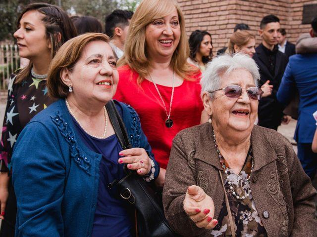 El casamiento de Nahue y Giuli en Maipu, Mendoza 58