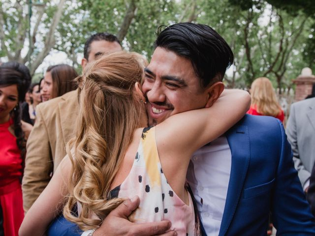 El casamiento de Nahue y Giuli en Maipu, Mendoza 59