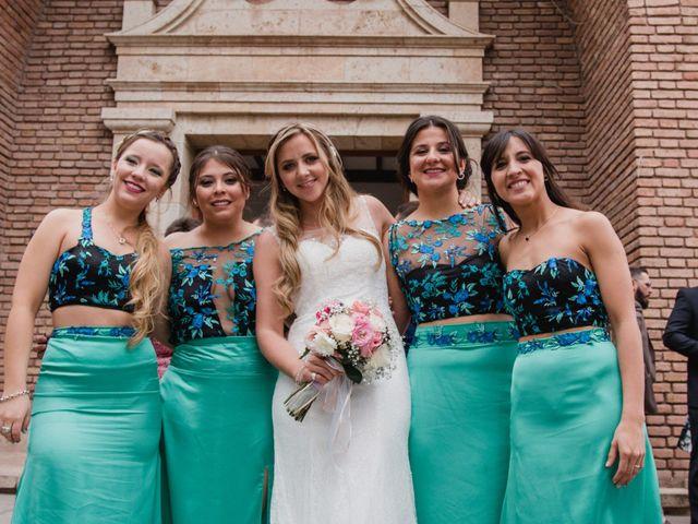 El casamiento de Nahue y Giuli en Maipu, Mendoza 61