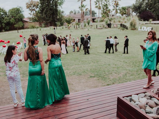 El casamiento de Nahue y Giuli en Maipu, Mendoza 66