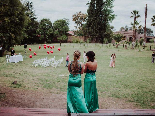El casamiento de Nahue y Giuli en Maipu, Mendoza 67