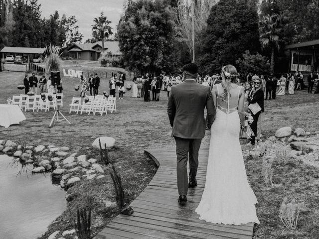El casamiento de Nahue y Giuli en Maipu, Mendoza 69