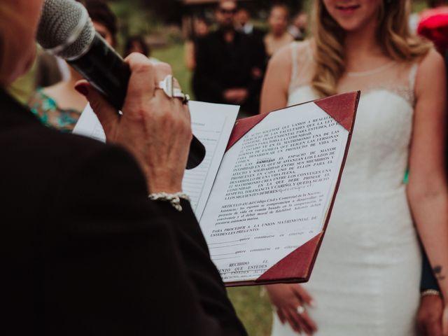 El casamiento de Nahue y Giuli en Maipu, Mendoza 71